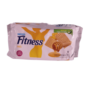 Galleta fitness miel 270gr