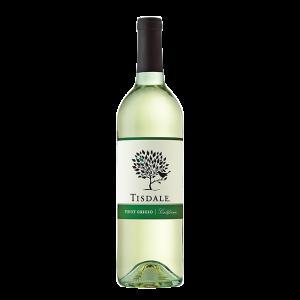 Vino Tisdale pinot grigio botella x 750 ml