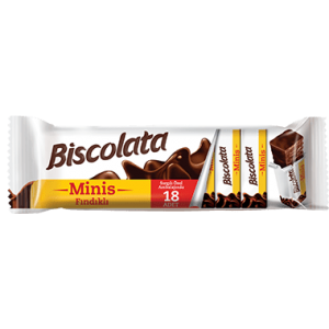 Biscolata Minis 117 gr
