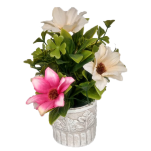 Flores Artificiales 17cm