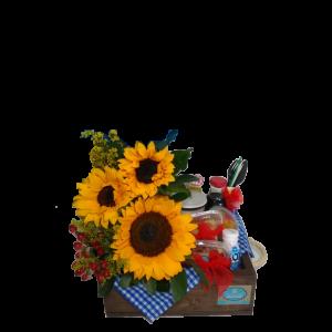 Lindos Girasoles Desayuno o Refrigerio<br>(10 al 12 mayo)