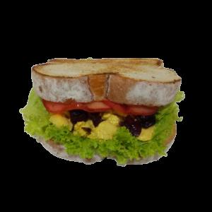 Sandwich Pollo o Jamón